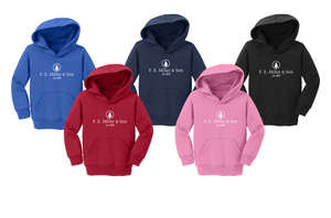 Toddler Hooded Sweatshirt - F.E. Miller and Son