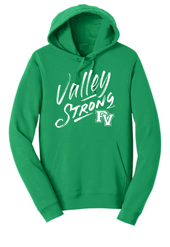 Hooded Sweatshirt - Pascack Valley Strong