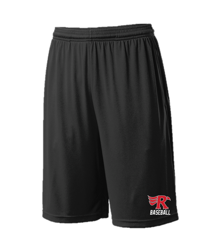 Mesh Pocketed Shorts - LOWVILLE BASEBALL