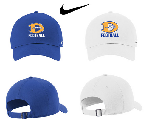 *Nike Heritage 86 Cap - Downingtown West Football
