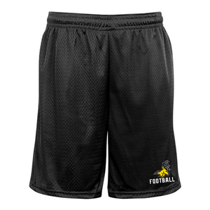 Mesh Pocketed Shorts - CB WEST FOOTBALL