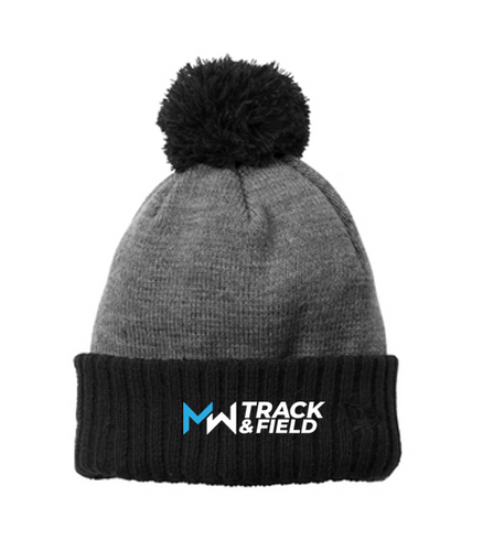 *New Era Colorblock Cuffed Beanie - Midd-West Track & Field