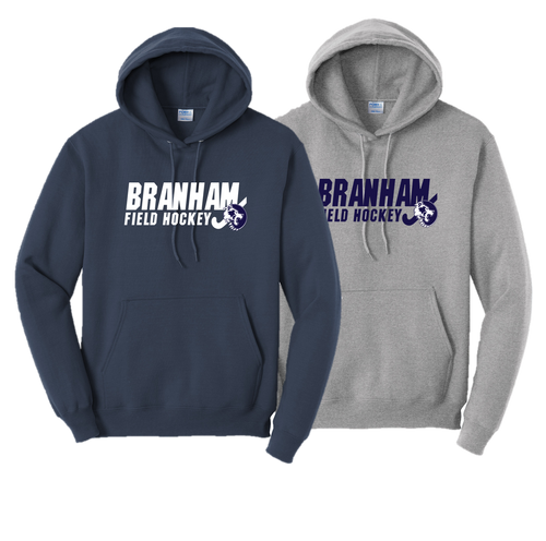 Hooded Sweatshirt - Branham Field Hockey