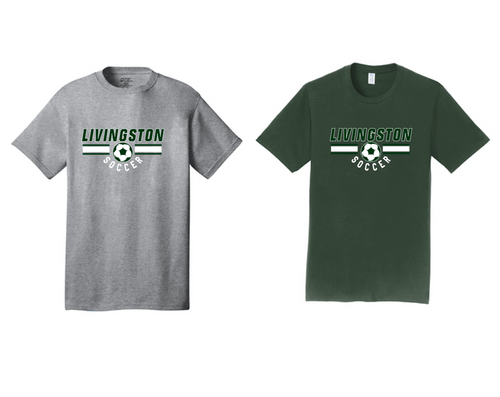 Fan Tee - LIVINGSTON SOCCER