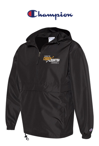 *Champion Packable Quarter-Zip Jacket - South Carroll XC