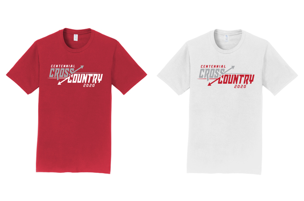 Fan Favorite Tee - Centennial XC