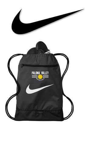 Nike Brasilia Gym Sack - PALOMA VALLEY WATER POLO