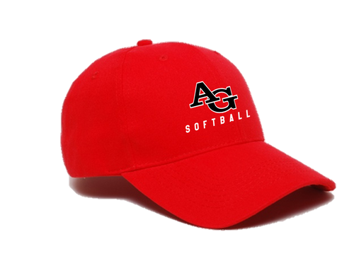 *Brushed Cotton Hook-and-Loop - Ash Grove Softball