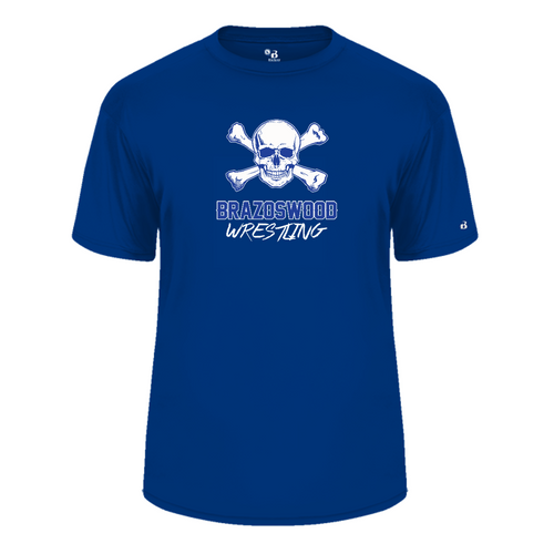 Performance Tee - Brazoswood Wrestling