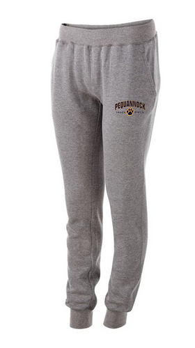 Ladies 60/40 FLEECE JOGGER - Pequannock Track & Field