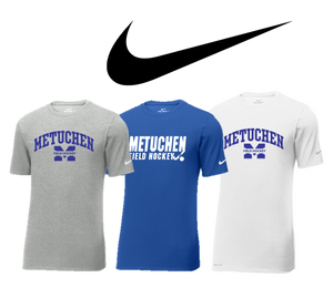 Adult Nike Dri-FIT TEE - Metuchen Field Hockey