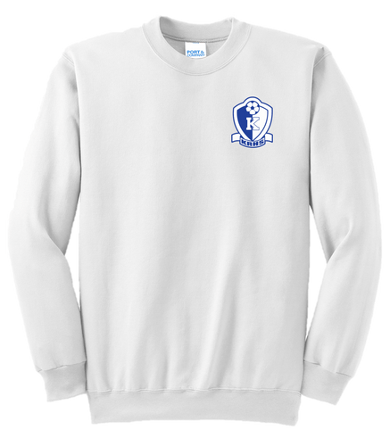 Fan Favorite Fleece Crewneck Sweatshirt - Kittatinny Soccer