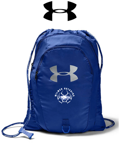 UA Undeniable 2.0 Sackpack - Wilmer Hutchins Soccer
