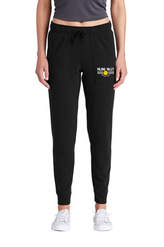 Ladies Tri-Blend Wicking Fleece Jogger - PALOMA VALLEY WATER POLO