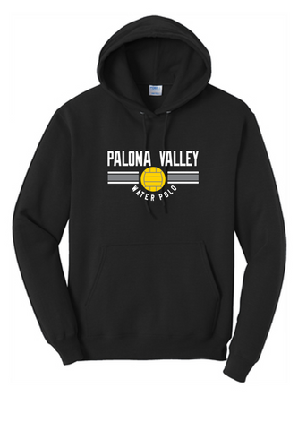 Hooded Sweatshirt - PALOMA VALLEY WATER POLO