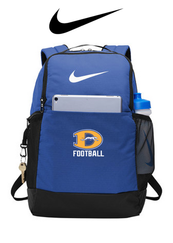 *Nike Brasilia Backpack - Downingtown West Football