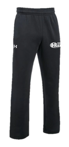 UA FLEECE PANT - ADULT - RHODES RAMS BASKETBALL