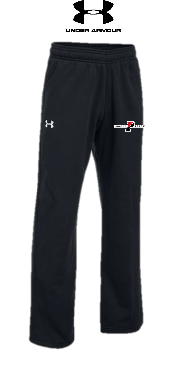 UA FLEECE PANT - ADULT - Parsippany Indoor Track