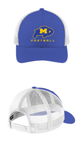*Retro Trucker Cap - Milby Football