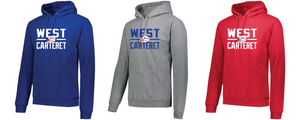 Hooded Sweatshirt - West Carteret Football