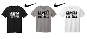 Nike Adult Legend Tee - CB WEST FOOTBALL