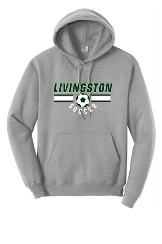 Hooded Sweatshirt - LIVINGSTON SOCCER