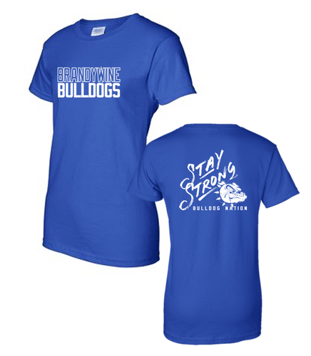 Ladies Tee - Brandywine Strong