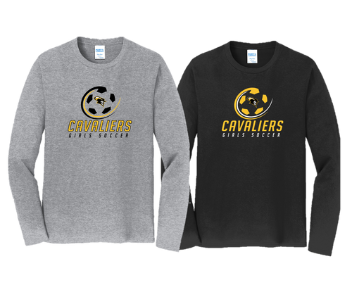 Fan Favorite LONG SLEEVE - South Carroll Girls Soccer
