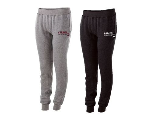 LADIES 60/40 FLEECE JOGGER - Caravel Academy Cheer
