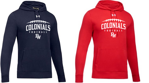 UA Hoody - Adult - PW Football