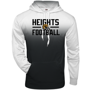 OMBRE HOODIE - Cleveland Heights Football