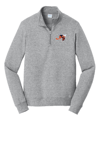 Fan Favorite Fleece 1/4-Zip Pullover Sweatshirt - Orange County Field Hockey
