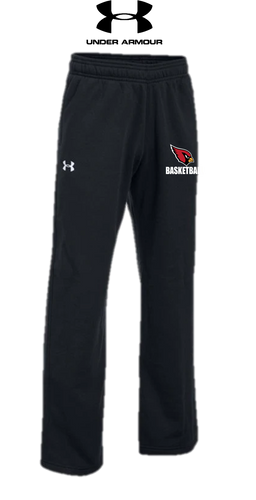 UA FLEECE PANT - ADULT - Stillman Valley Basketball