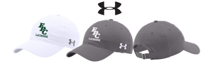 *UA Adjustable Chino Cap - Flagler Palm Coast Lacrosse