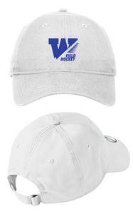 New Era® - Adjustable Unstructured Cap - WS Field Hockey