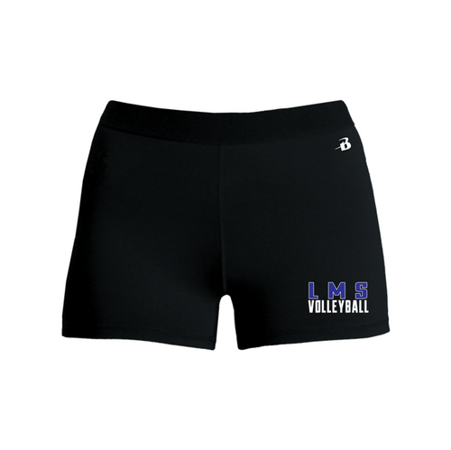 PRO-COMPRESSION WOMEN'S SHORT - Lewis Mills Volleyball