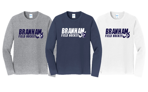Fan Favorite LONG SLEEVE - Branham Field Hockey
