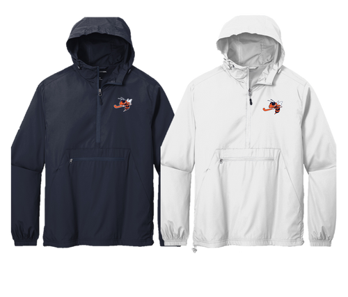 Packable Anorak - Orange County Field Hockey