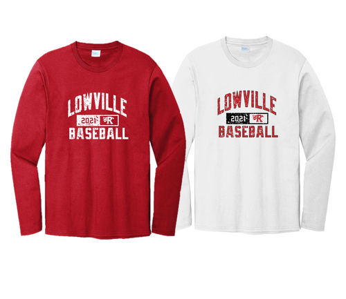 Fan Long Sleeve - LOWVILLE BASEBALL