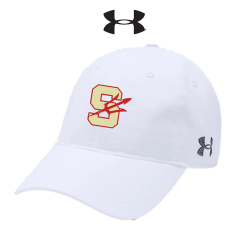 *UA Adjustable Chino Cap - Stratford Track & Field