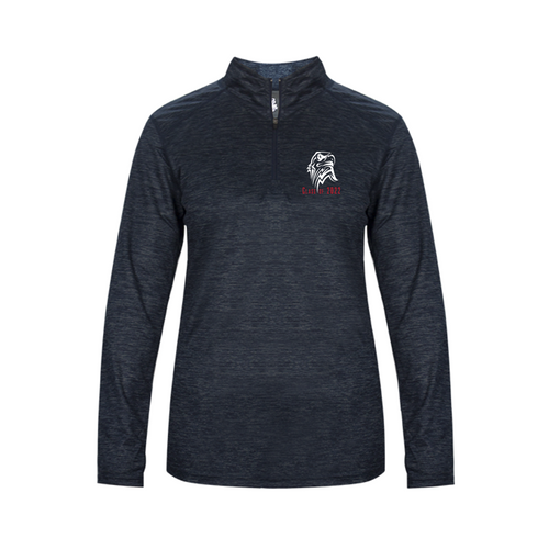 LADIES TONAL BLEND 1/4 ZIP - FSK 2022