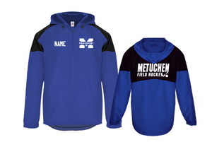 Adult RIVAL HOODED JACKET - Metuchen Field Hockey