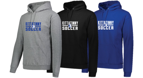 Hooded Sweatshirt - Kittatinny Soccer