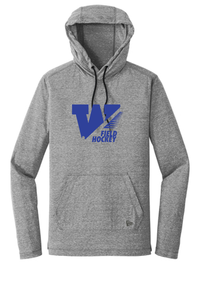 Adult Light Pullover Hoodie Tee - WS Field Hockey