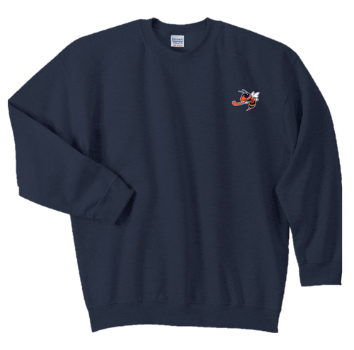 Fan Favorite Fleece Crewneck Sweatshirt - Orange County Field Hockey