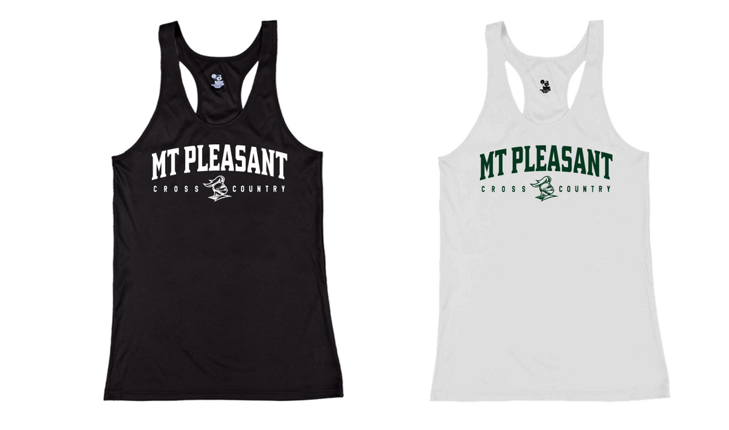 Running Tank - LADIES - Mount Pleasant XC