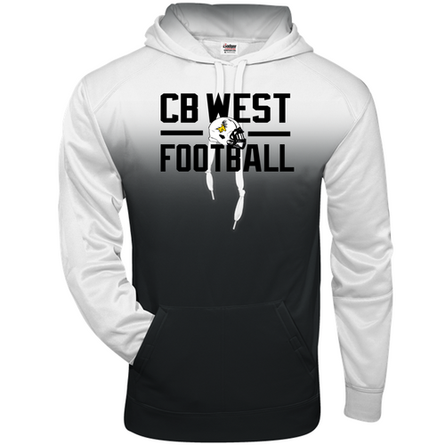 OMBRE HOODIE - CB WEST FOOTBALL