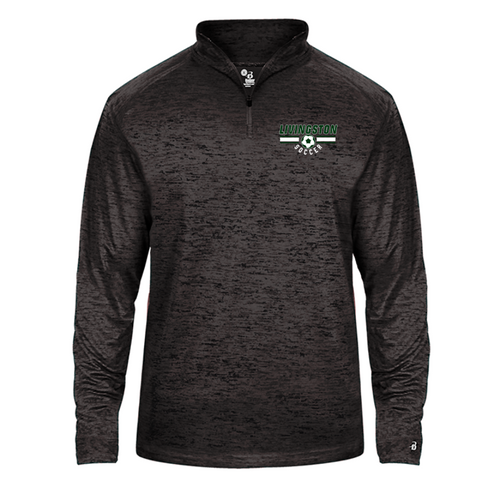 TONAL BLEND 1/4 ZIP - LIVINGSTON SOCCER