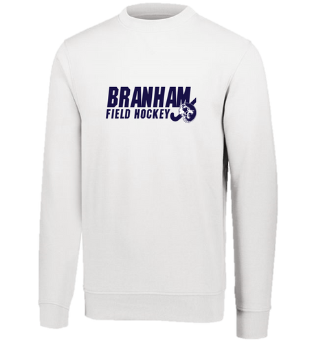 Fleece Crewneck Sweatshirt - Branham Field Hockey