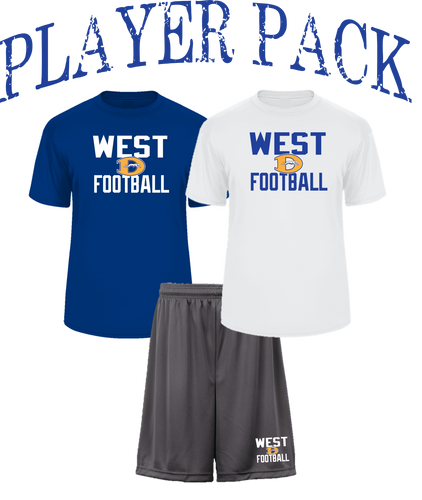 PLAYER PACK - Downingtown West Football